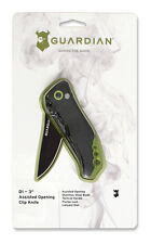 "D1_3"" Assisted Opening Clip Knife_Folder_Tactical_Gerber Guardian #31-001403"