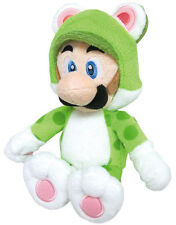 Super Mario 3D World Nintendo Luigi Cat Version Plush 25 cm. TOGETHER