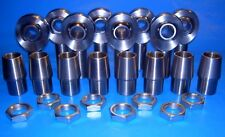 "4-Link 1-1/4 x 1"" Bore Chromoly Rod Ends, Heim Joints (Fits 2"" x .250 Tube) 1.25"