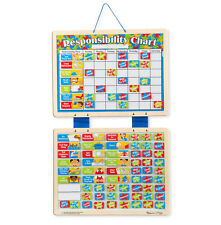 Magnetic Responsibility Chart a must have for every household or classroom