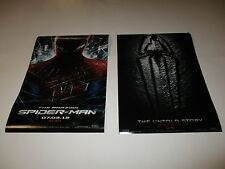 THE AMAZING SPIDERMAN + UNTOLD STORY Posters  Promotional Movie Posters 11x17