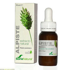EXTRACTO DE ALPISTE 50 ml SORIA NATURAL