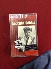 Gibbs,Georgia: Georgia Gibbs:Best of the Mercury Years  Audio Cassette
