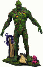 "Damaged Box - SWAMP THING 2011 SDCC Exclusive with Un-Men 9.5"" Mattel Figure"
