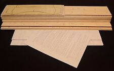 Mitsubishi RAIDEN J2M3 Laser Cut Short Kit, Plans & Instruction, 50 in. wingspan