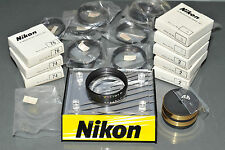 nikon ai conversion ring,1 ring, nrs.25/41/51/74/76,NOS, mod. p. set,