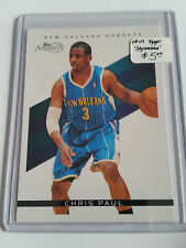 2008-09 Topps Signature #TSCP Chris Paul 2189/2325 : New Orleans Hornets