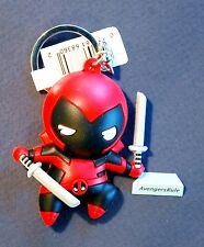 Marvel Collectors Figural Keyring Series Deadpool 3 Inch Ultimate
