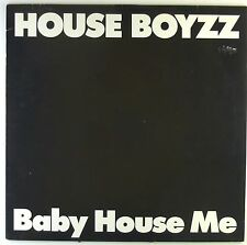 "12"" Maxi - House Boyzz - Baby House Me - K6236h - washed & cleaned"