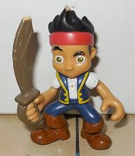 Disney Jake and the Neverland Pirates PVC Figure VHTF Cake Topper Fisher Price