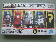 Transformers kre-o kreon micro-changers Ultimate Super Collection A4641