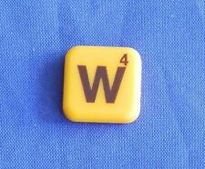 Words With Friends Single Magnet W Tile Replacement Game Parts Pieces Craft