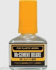 MR HOBBY Gunze MC127 Cement Glue Deluxe 40ml MODEL KIT SUPPLY TOOL NEW