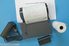 SNAP ON SCANNER MODIS EEMS300 WIRELESS THERMAL PRINTER KIT - RETAILS $399