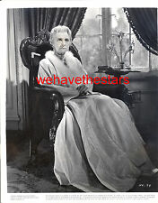 """Vintage Gladys Cooper CHARACTER ACTRESS '42 NOW VOYAGER Portrait """"Where's Dora?"""""""