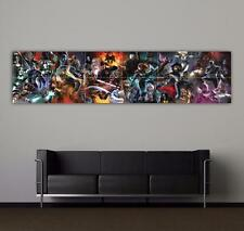 MARVEL COMICS - X-MEN MONTAGE - MASSIVE - TOP QUALITY GIANT POSTER ART PRINT
