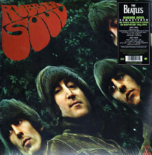 THE BEATLES Rubber Soul - Vinyl LP - Reissue Remastered Stereo 180G