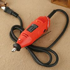 230V Mini Electric Grinder 5 Variable Speed Polisher Polishing for Rotary Dremel