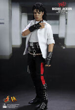 HOT TOYS 1/6 MICHAEL JACKSON DX03 BAD VERSION MASTERPIECE DELUXE ACTION FIGURE