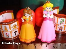 Furuta Choco Egg Super Mario Bros. Collection Daisy & Princess Peach US Dealer