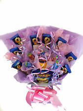 CHOCOLATE ORANGE SWEET TREE / CHOCOLATE BOUQUET - GREAT GIFT IDEA EASTER