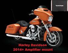 2014 + Harley batwing amp mount for rockford fosgate pbr300x2 pbr300x4 2015 2016
