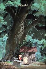 My Neighbor Totoro & Camphor Tree 1000 Piece Jigsaw Puzzle Ensky[1000-232]