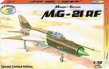 RV Aircraft 1/72 Mikoyan MiG-21RF Fishbed Model Kit