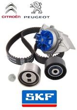Citroen Peugeot 2.0 HDI Timing Belt Kit Water Pump Engine Cambelt Chain By SKF
