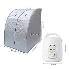 Full Body Slim Detox Weight Loss SPA Portable Therapeutic Home Steam Sauna Tent