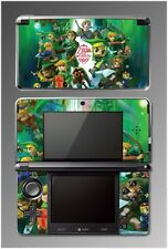 Legend of Zelda Link 20th Anniversary Special Edition Game Skin Nintendo 3DS