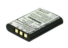 3.7V battery for PENTAX Optio W80, Optio M50, Optio W60, Optio M60, Optio V20