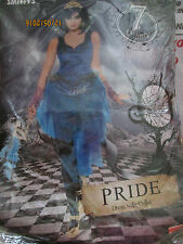 7 DEADLY SINS PRIDE FANCY DRESS OUTFIT SIZE 12/14   HALLOWEEN FREE P+P