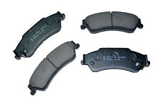 New S.Y.L. Semi Metalic Rear Brake Pads D932Sm For Ford Lincoln Mercury 03-2011