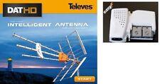 ANTENNA DIGITALE TERRESTRE BOSSTECH TELEVES 1495 CON ALIMENTATORE 5795 2 USCITE