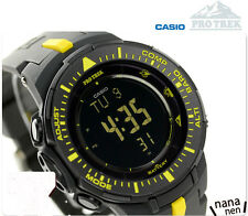 CASIO PROTREK PRG-300-1A9 Triple Sensor Solar Watch