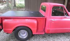 1955-87 Chevy C10 Stepside 6' Short Bed Hatch Style Tonneau by Craftec Covers