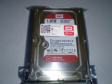 "Western Digital Red WD10EFRX 1TB ISATAIII 6.0Gb/s 64MB 3.5"" internal Hard Drive"
