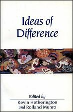 Ideas of Difference: Social Spaces and the Labour of Division (Sociolo-ExLibrary