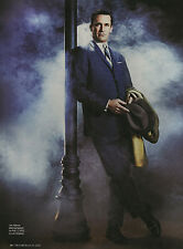 Jon Hamm (Mad Men) 10pg + cover ENTERTAINMENT WEEKLY magazine feature, clippings