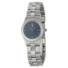 FREESHIP Concord Women's 0309812 Mariner Watch New With Tags DATE Stainless