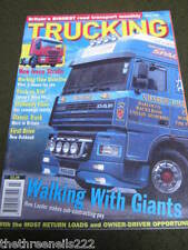 TRUCKING - NEW IVECO STRALIS - MARCH 2002