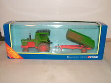 Corgi No 60030 is the late date model of the David Brown 1412 and trailer MB