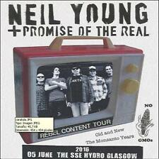 NEIL YOUNG & Promise of the Real - LIVE IN GLASGOW, SCOTLAND, 5 june 2016
