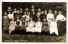 Carey Sunday School Prize Choir 1911 by Spencer Percival, Kettering.
