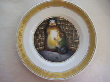 ROYAL COPENHAGEN 1975 THE HANS CHRISTAN ANDERSEN THE LITTLE MATCH GIRL PLATE