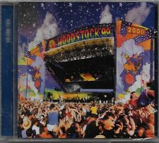 Woodstock 1999, Vol. 2: Blue Album [PA] by Various Artists CD 2000 Sony