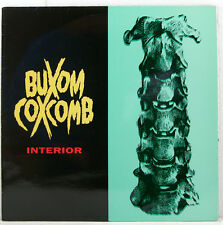 "BUXOM COXCOMB - INTERIOR COLLISION RECORDS 12"" LP (b423)"