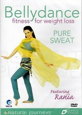 BELLYDANCE PURE SWEAT - FITNESS FOR WEIGHT LOSS (NEW DVD)