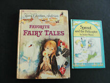 Favorite Fairy Tales( H.C.Andersen) /Sprout and the Helicopter by Jenifer Wayne